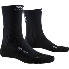 X-Socks Bike Race Calcetines, opal black/eat dust